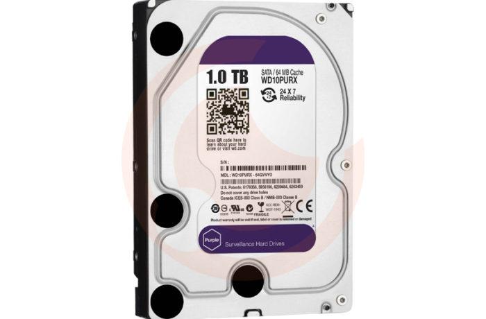 1TB Surveillance HDD