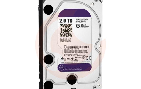 2TB Surveillance HDD